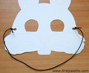 mascaras papel animales
