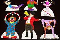 circo de papel