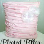 Pleated Pillow intro