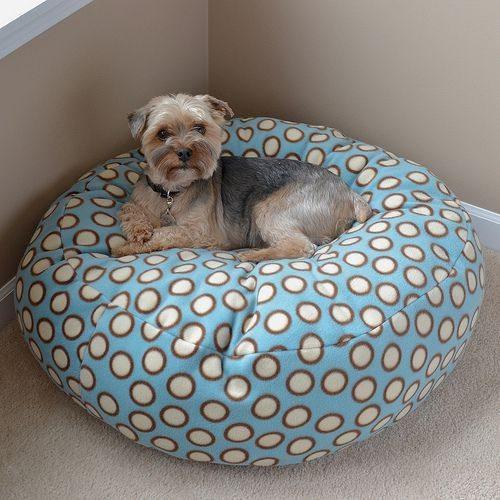 Como hacer una camita para perros con pa o todo manualidades for Construir piscina para perros