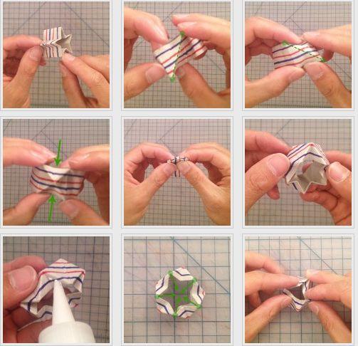 como hacer moños para regalo