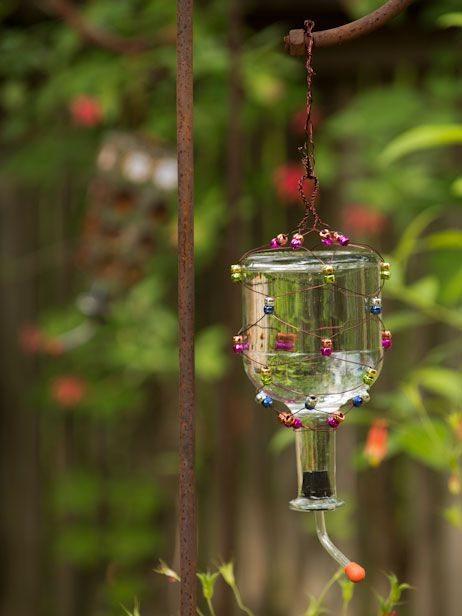 como hacer un bebedero para aves