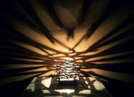 Ideas para hacer lamparas rusticas todo manualidades - Como hacer lamparas rusticas ...
