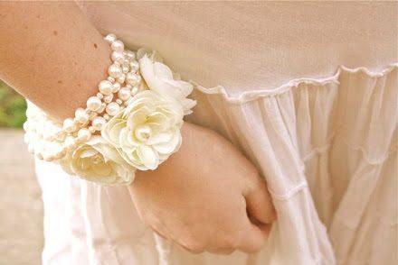 como hacer pulseras para bodas