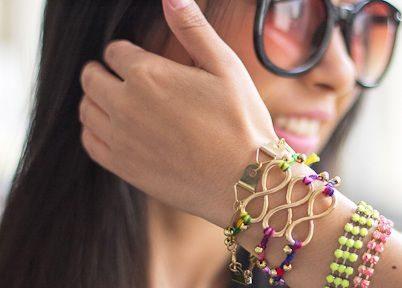 ideas para hacer pulseras novedosas