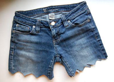 Como decorar shorts