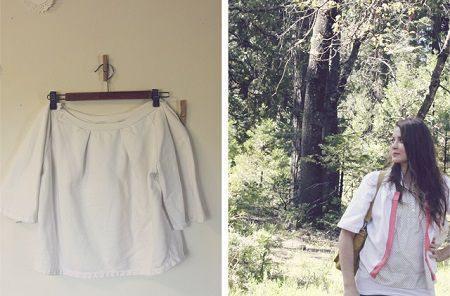 manualidades con ropa reciclada
