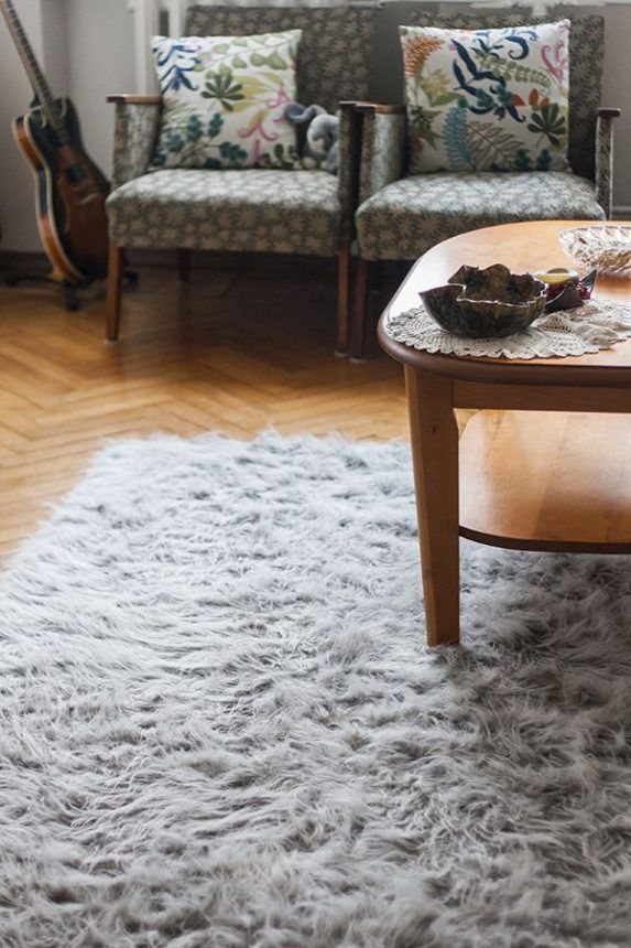 Como hacer una alfombra de piel sintetica intros