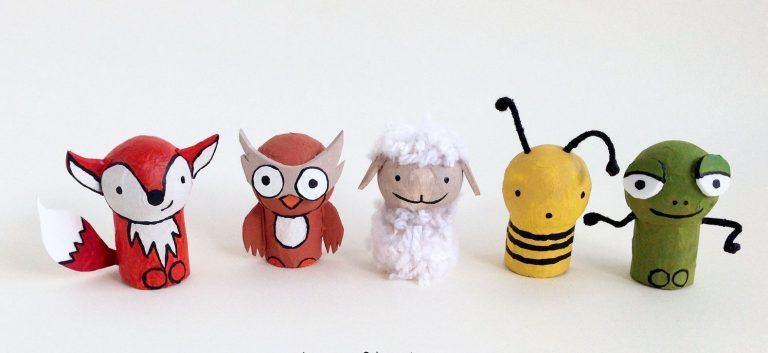 Como hacer pequeños muñecos para souvenirs