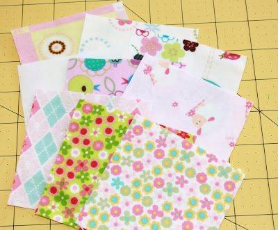 Como hacer una manta colorinche para bebes
