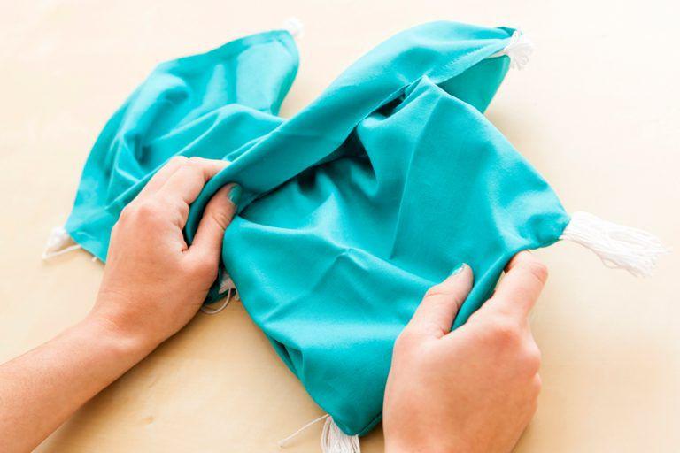 hacer almohadones con formas geométricas