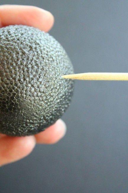 Como hacer una obra de arte con varillas