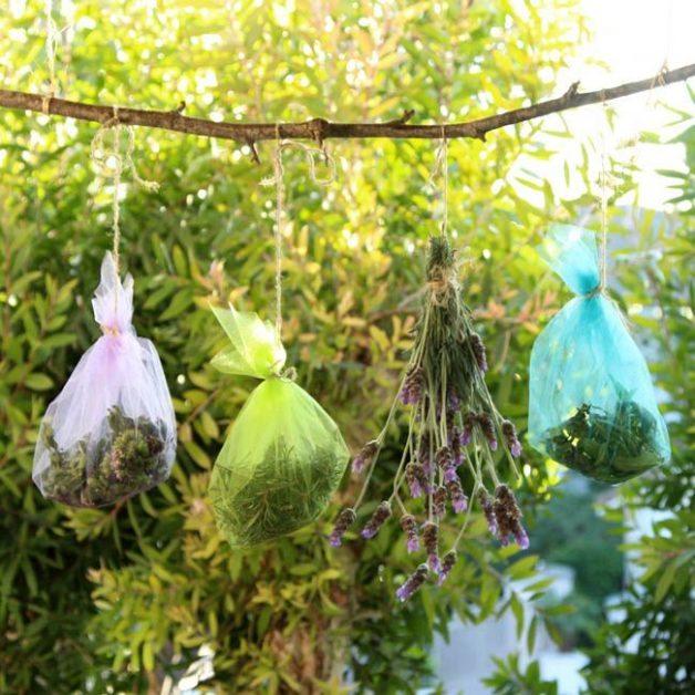 Como hacer aromatizantes artesanales