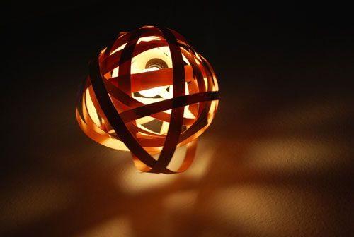 Como hacer una lámpara economica